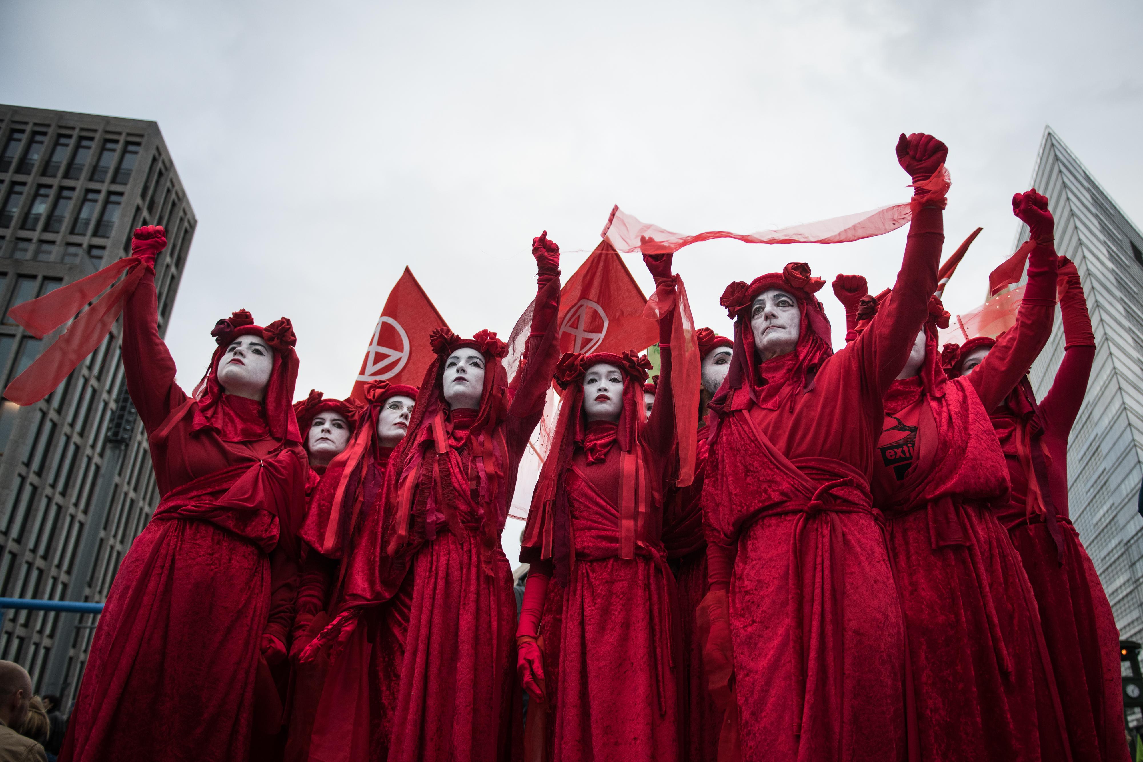 Extinction Rebellion will Berlin lahmlegen - mit bekannten Unterstützern