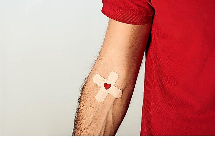 Blutspende medikamente