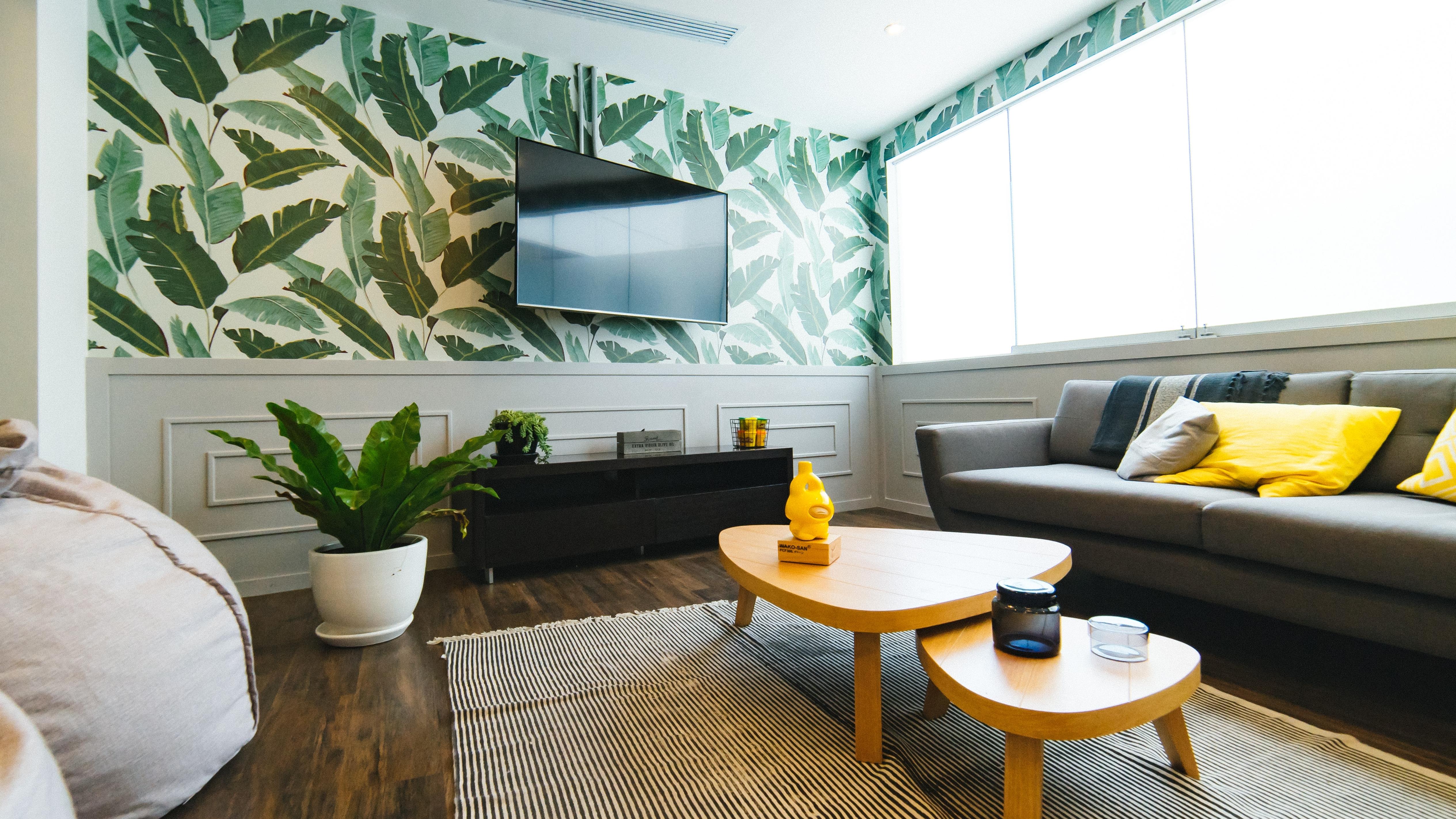 Urban-Jungle-Trend: So wird das Zuhause zum Dschungel