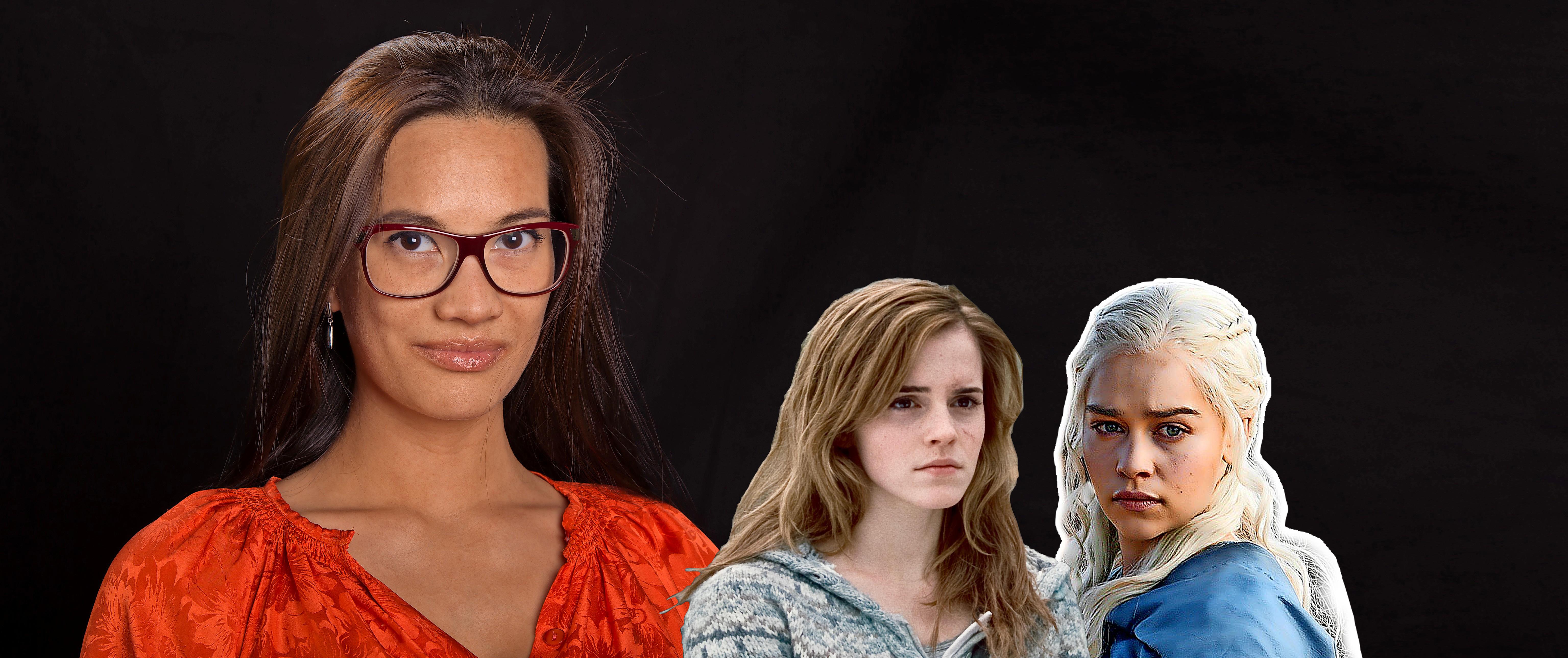 Diese Frau Ist Die Deutsche Stimme Von Emilia Clarke Und Emma Watson